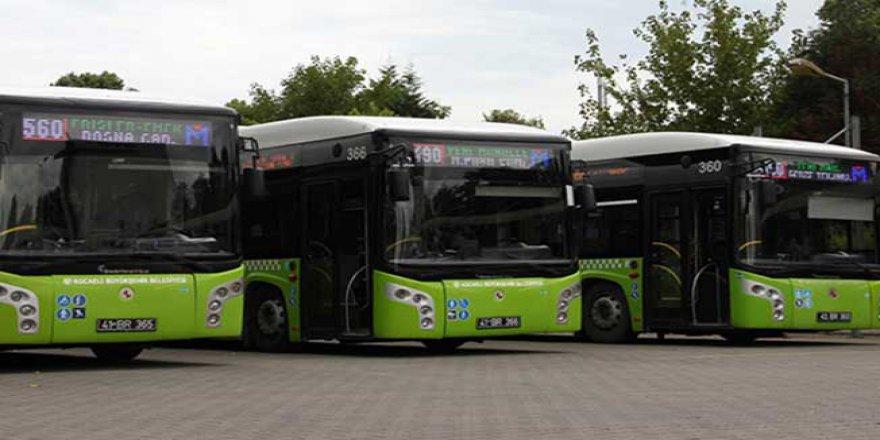 Çayırova'da nüfus artıyor  Otobüs sayısı hep aynı