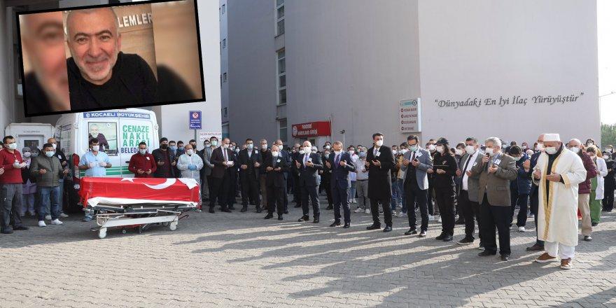 Dr. Mehmet Karakum toprağa verildi