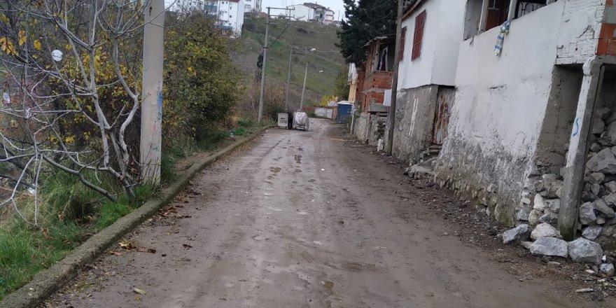 Bu yol ne zaman asfaltlanacak?