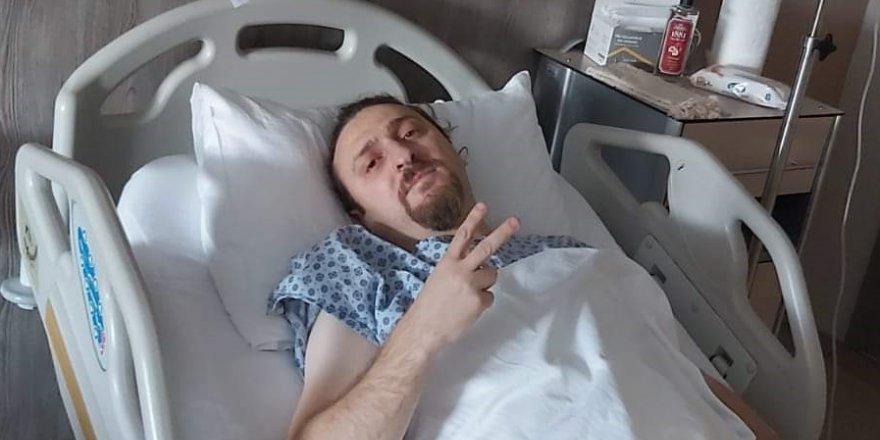 Ahmet Kadı ameliyat oldu