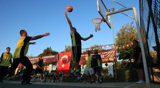 Sokak Basketbolu Başlıyor