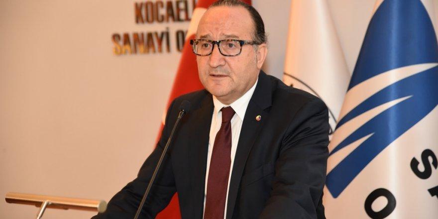 Zeytinoğlu Kasım ayı sanayi üretimini değerlendirdi