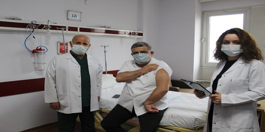 Darıca Farabi'de Aşılanma Başlandı