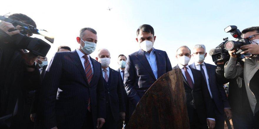 Sazlıdere'de TOKİ KBB'yi Büyükakın halkı bilgilendirecek