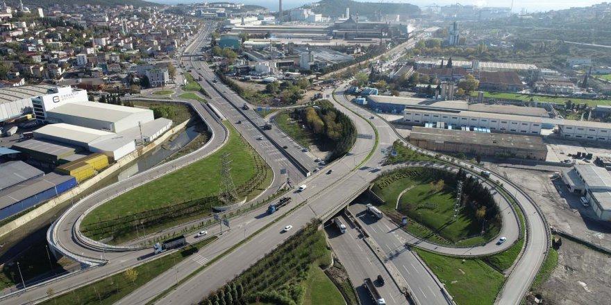 Gebze'de Projeler  4 koldan  ilerliyor