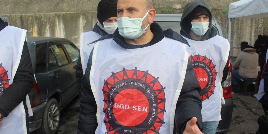 Migros Depo direnişi ürün boykotuna dönüşüyor