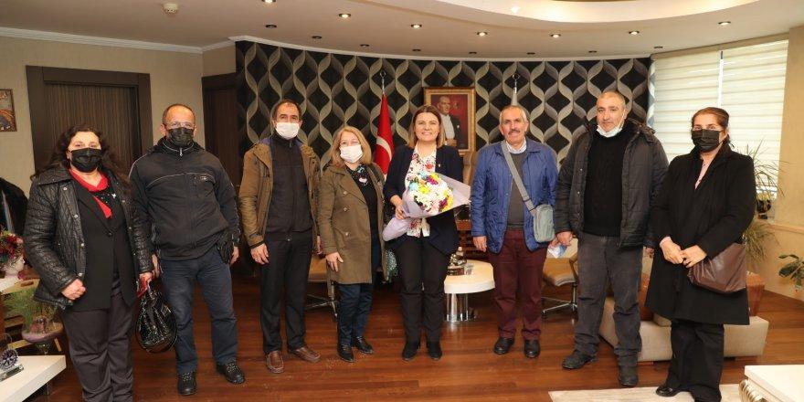 Cemevi'nden İzmit Belediyesine teşekkür