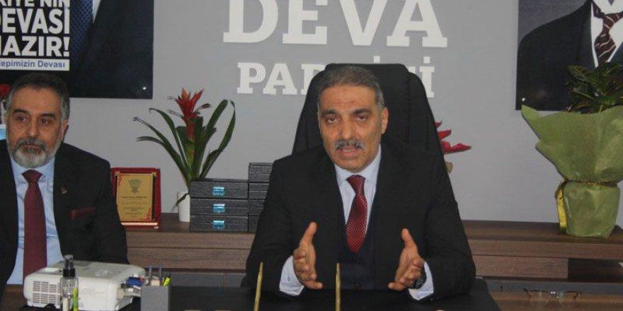 İL BAŞKANI ADEM KOÇ:  DEVA partisi seçime katılacak