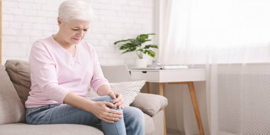 Eklem kireçlenmesi kadınları daha çok etkiliyor