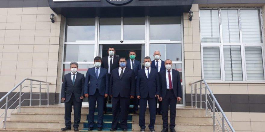 GTÜ-Siirt Üniversitesi işbirliği yapacak