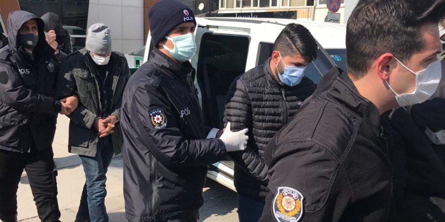 88 kişiyi dolandıran  40 kişi yakalandı