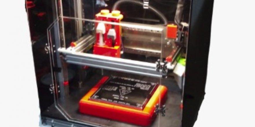 GTÜ'den Yerli ve Milli 3D Biyoyazıcı