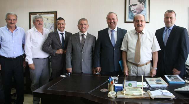 Anibal için Ankara'ya kadar gittiler