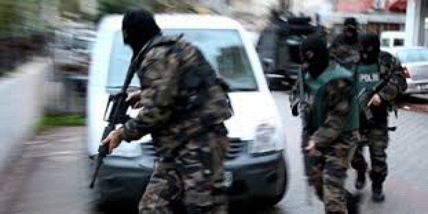 DEAŞ operasyonu: 5 şüpheli gözaltı