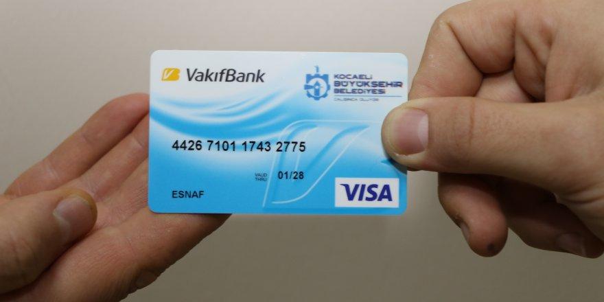 Esnafa üçüncü destek Ödemelerine  başlandı