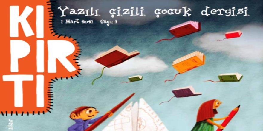 Çocuk Edebiyatına Yeni Soluk: Kıpırtı