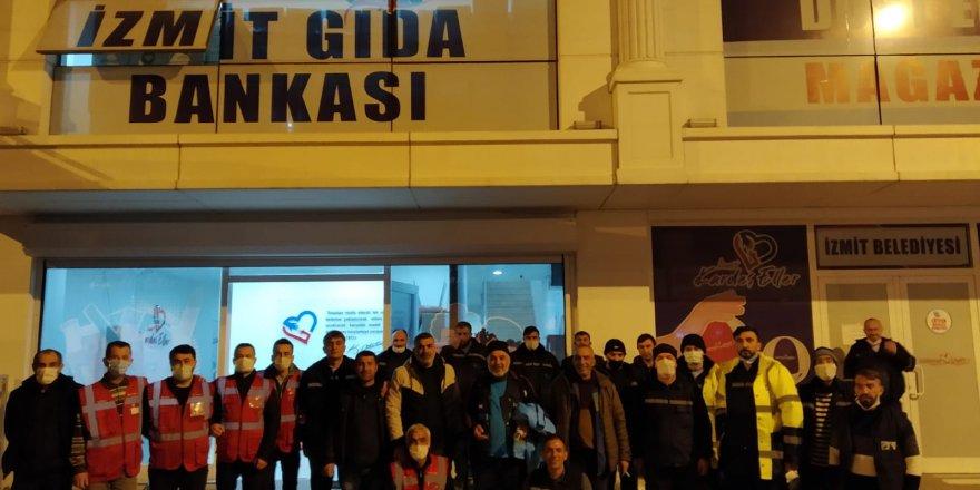 İzmit Belediyesi  AHBAP işbirliği