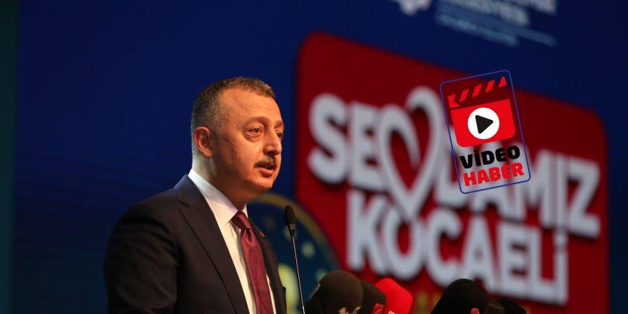 Kocaeli'ye  4 Milyar TL yatırım