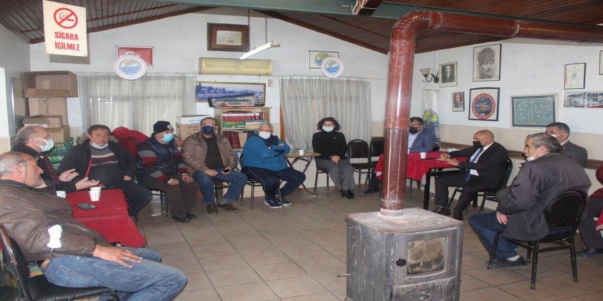 İzmit Körfezi'nde balıkçılık Meclis gündemine taşınıyor