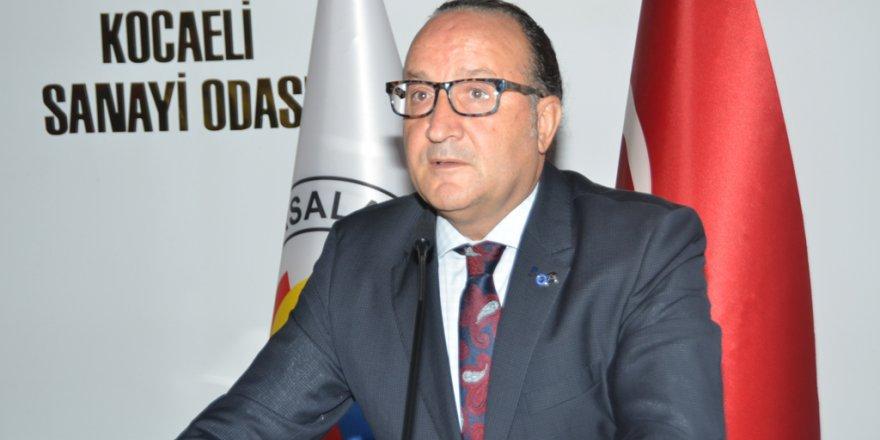 KSO Başkanı Zeytinoğlu şubat ayı sanayi üretimini değerlendirdi