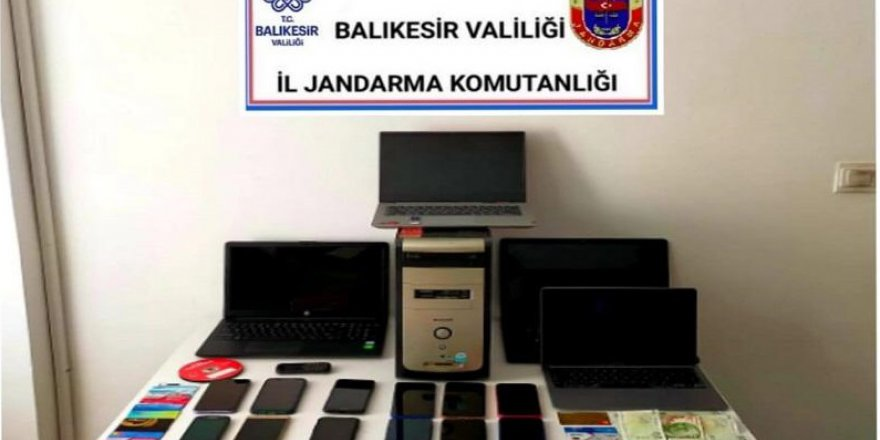 Bahis operasyonu:  4 kişi tutuklandı