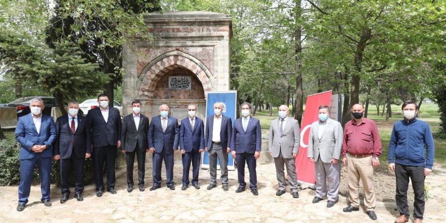 Fatih Hünkar Çayırı'nda anıldı