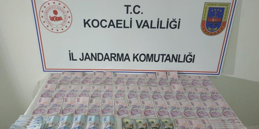 Sahte para operasyonu: 9 kişi yakalandı