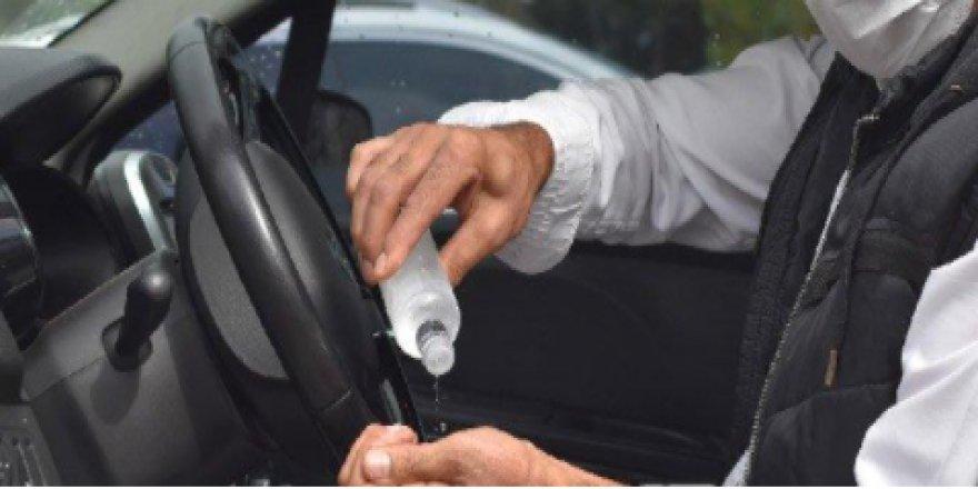 Dezenfektanlar Trafik Kontrolünde Alkol Gibi Tepkime Verebilir mi ?