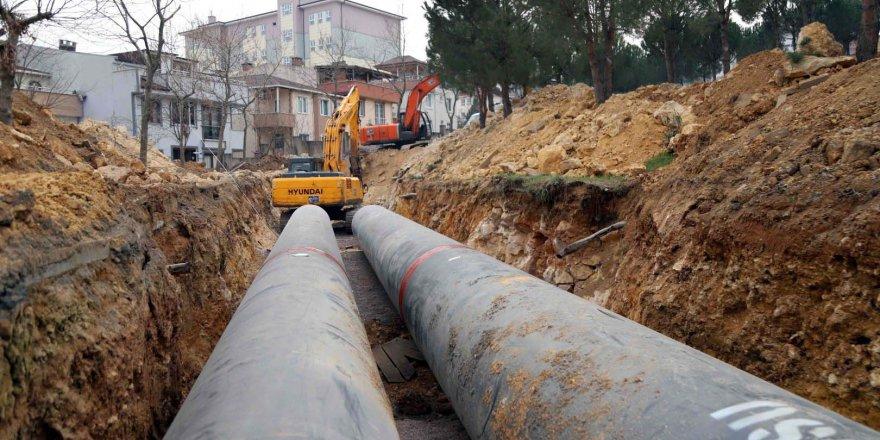 Darıca'da altyapı ile üstyapı çalışmaları