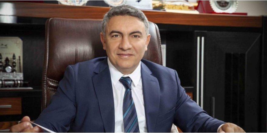 Başkanı Şayir'den Bayram Mesajı