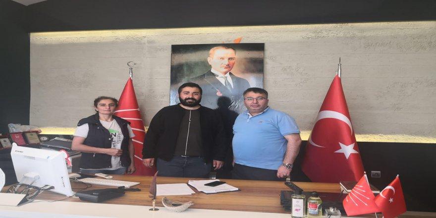 Erdem Sünbül CHP'ye  dönüş için hazırlığa başladı