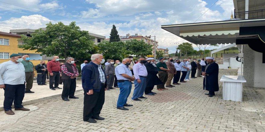 Filistin için gıyabî  cenaze namazı