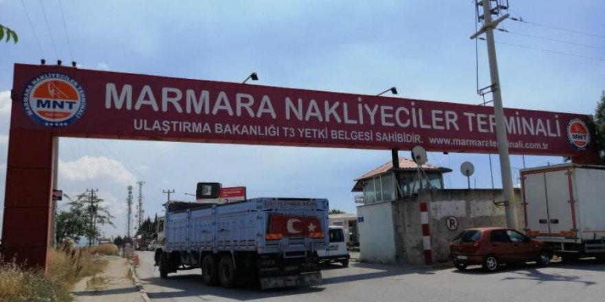 Marmara'ya yargıdan sonra meclisten de ret