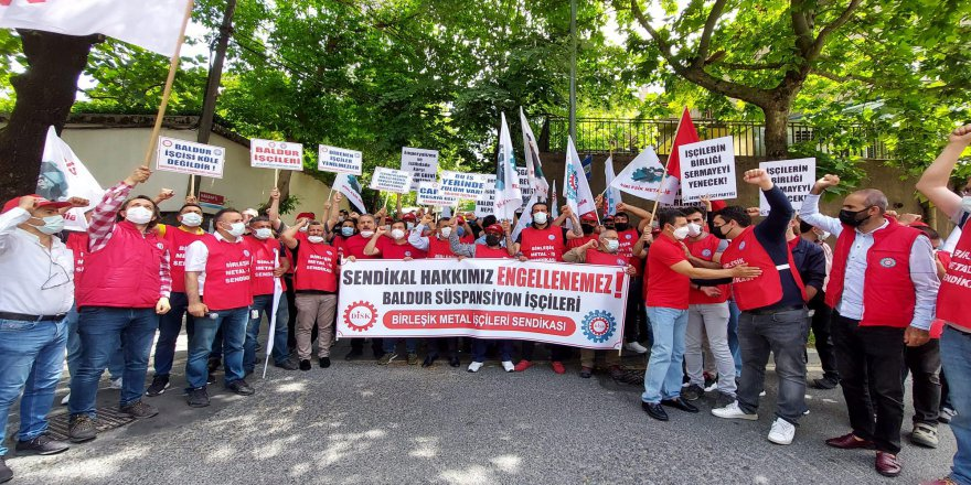 Baldur'un Ankara Yürüyüşü Ertelendi