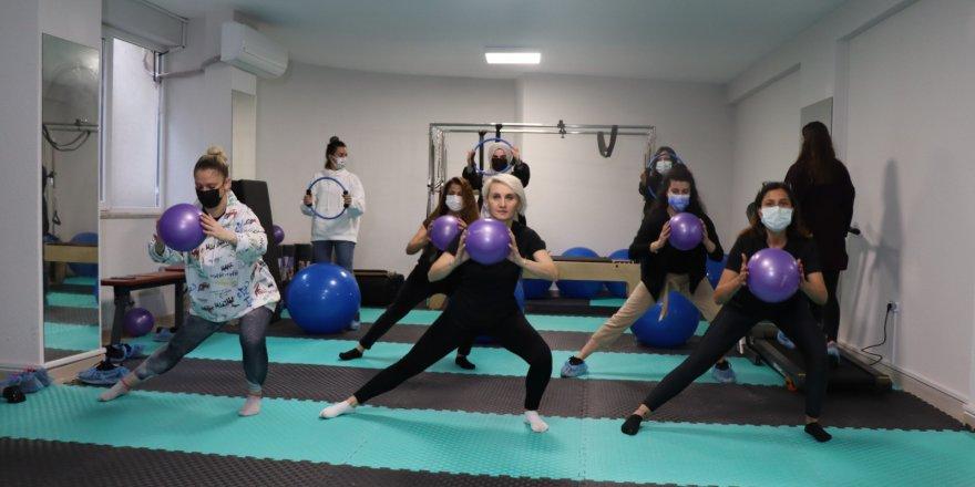 Ücretsiz fitness salonları yeniden açılıyor