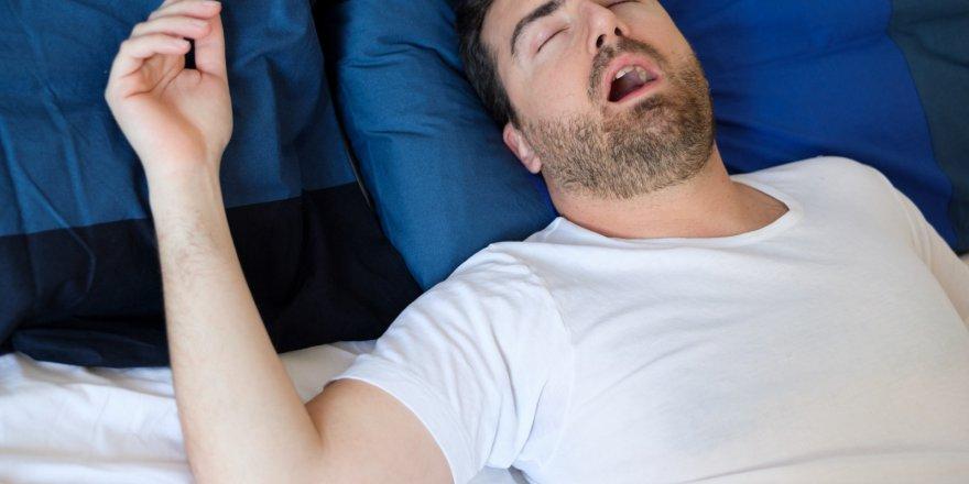 Kilo problemlerinin arkasında uyku apnesi olabilir!
