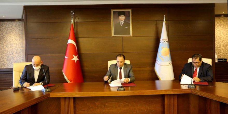 GTÜ protokol imzaladı