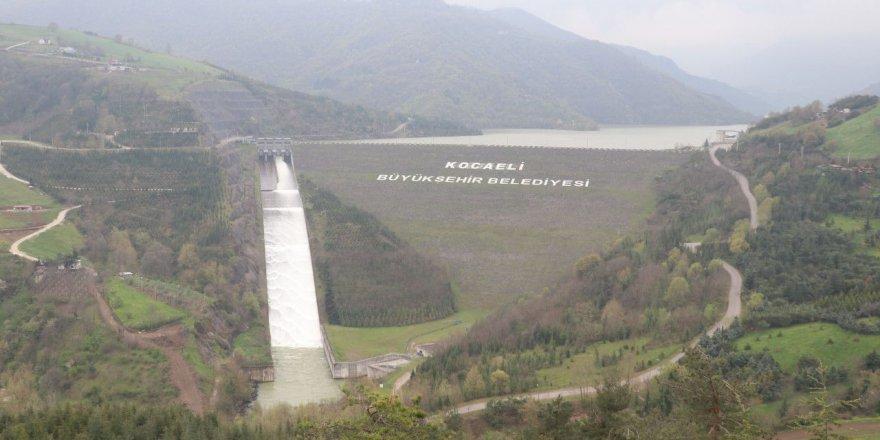 Yuvacık Barajı'nda düşüş yüzde 1
