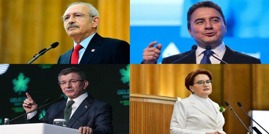 Muhalefet liderleri Kocaeli'ye geliyor