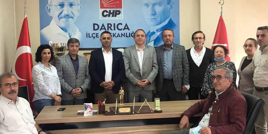 CHP'lilerden Darıca'ya ziyaret