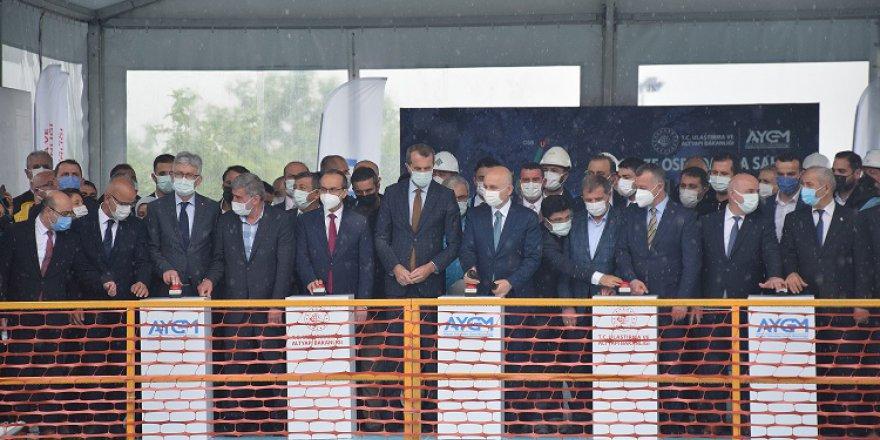 Gebze-Darıca Metrosu'nun açılış tarihi açıklandı