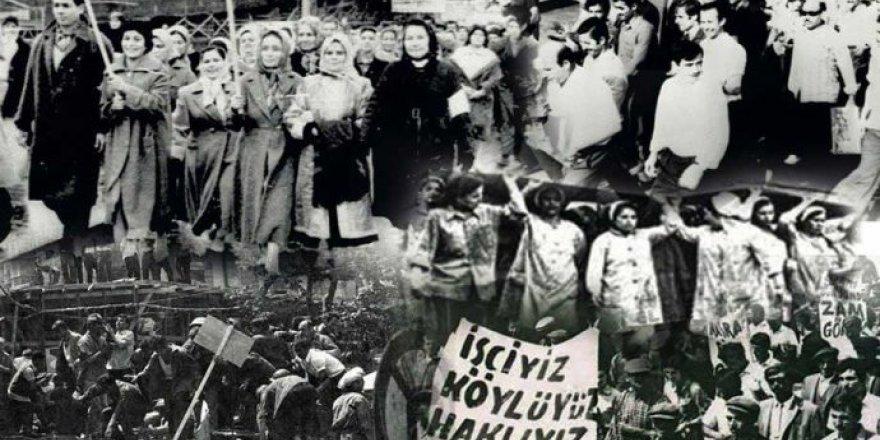 Büyük işçi direnişinin 51. Yıldönümü