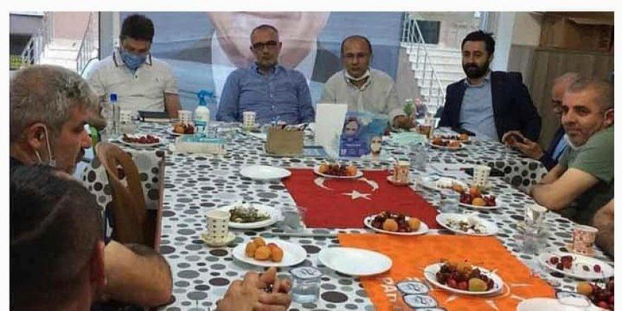 """""""AKP Gebze ilçe teşkilatını kınıyorum"""""""
