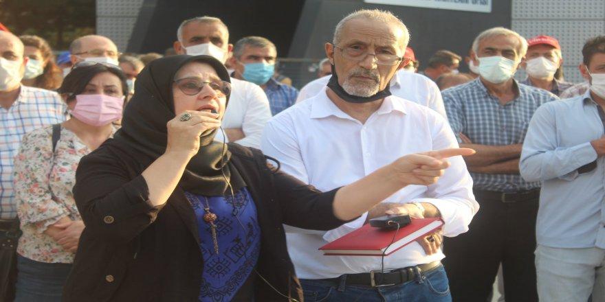 Deniz Poyraz cinayeti Gebze'de kınandı