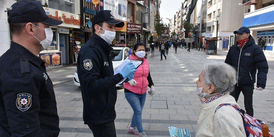Kocaeli'de bir günde 402 kişi ceza yedi