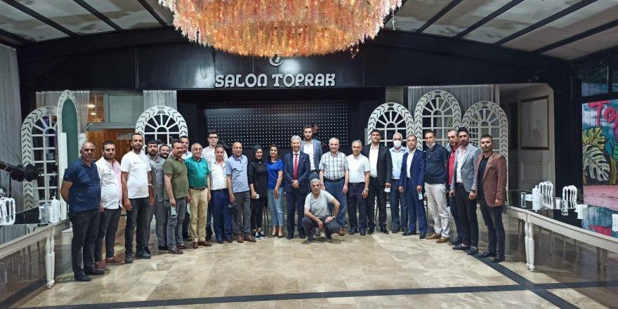 Sektörün kalbi Gebze'de attı