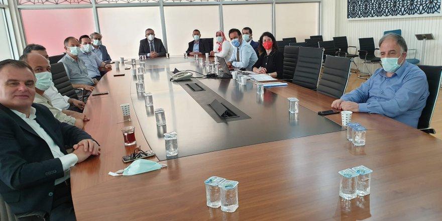SYPD'nin ilk toplantısı gerçekleştirildi