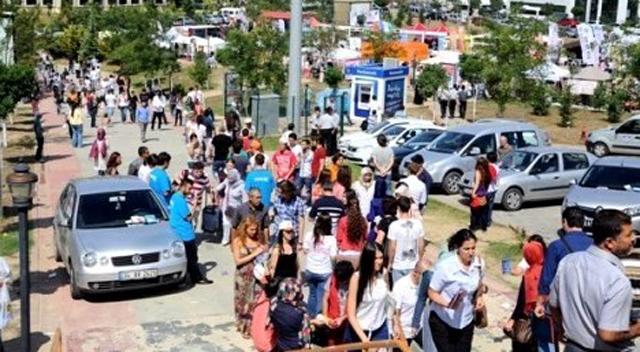 KOÜ'ye 15.763 yeni öğrenci