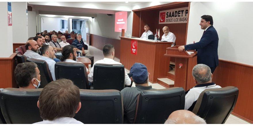 SP'de eğitim toplantıları başladı