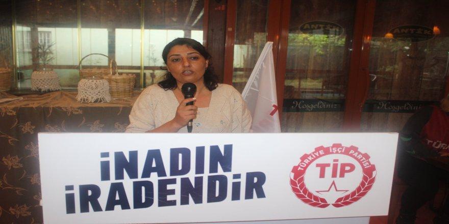 TİP Gebze'de başkanlığa Nejla Dolaşık atandı